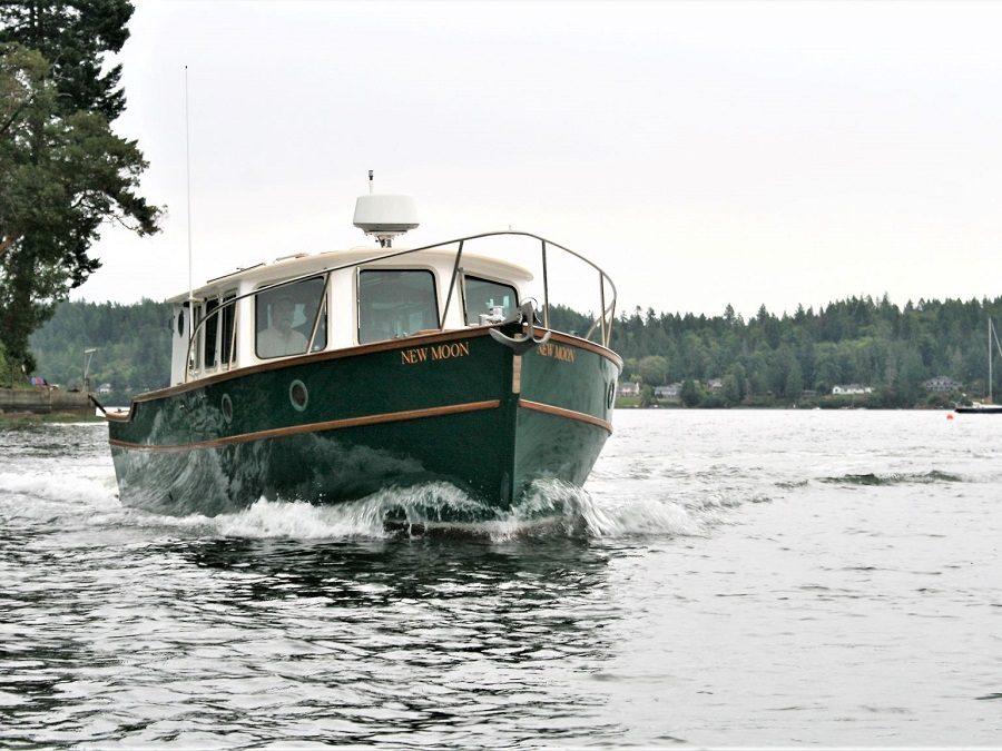 Port Townsend Wooden Boat Festival Sept 6-8, 2019