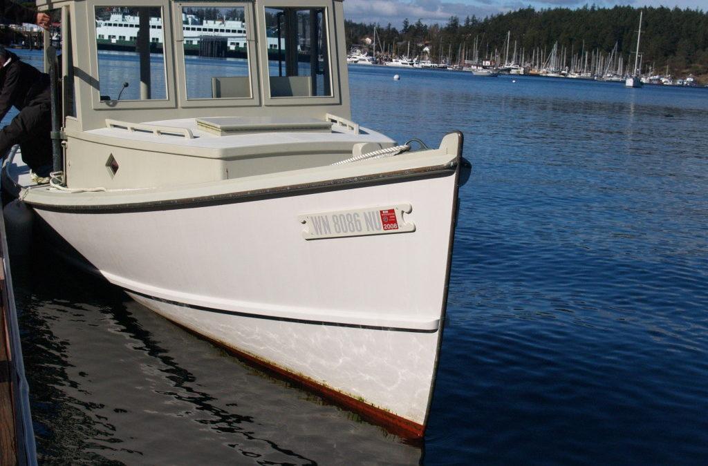 Diana – Beals Island Lobster Boat – 1952-2002