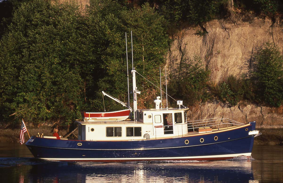 Edwin S. Dawson, a Sockeye45, is for sale