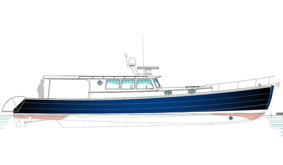 Blue Fin 48