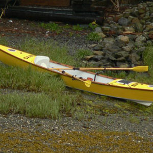 Devlin Fairhaven Flyer 20, a DYI easily built dory featured image