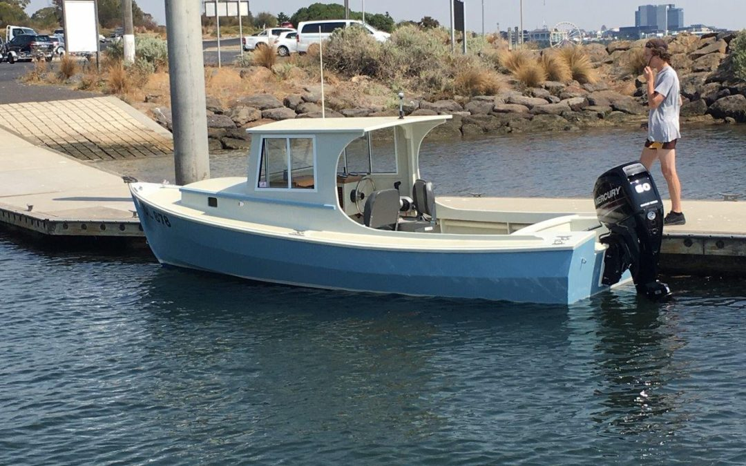 Devlin Pelicano 18 Shrimper featured image