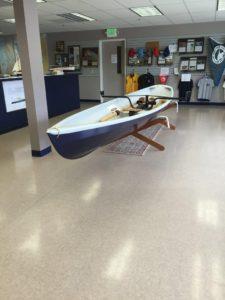 Devlin Duckling 17 rower