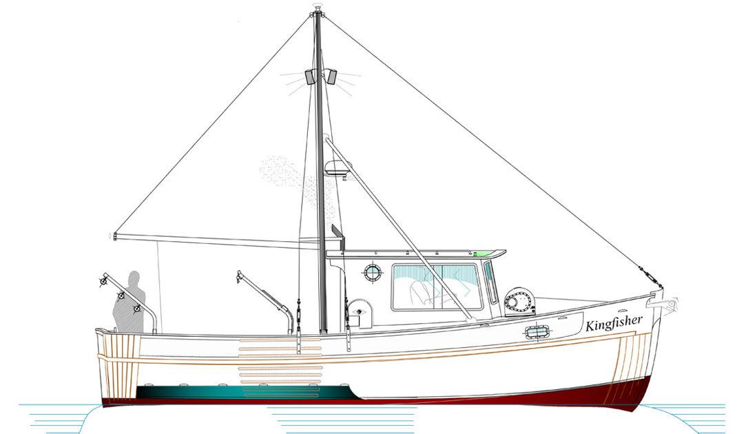 Kingfisher 30