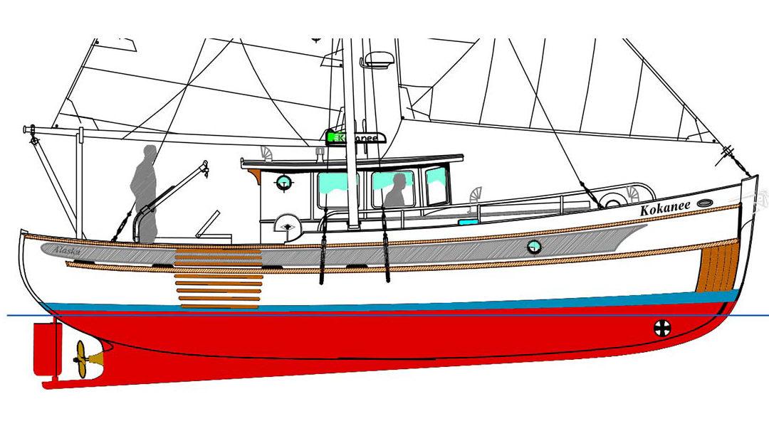 Devlin Kokanee 36 diy boat plans featured img