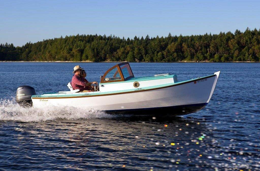 Pelicano 18 Bassboat