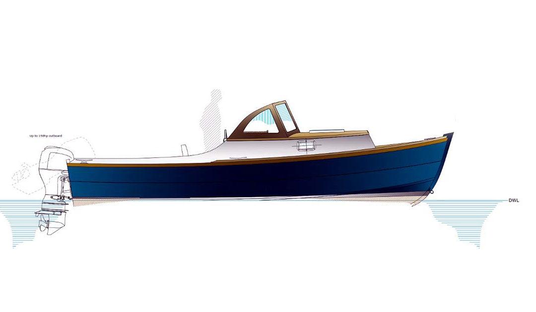 Pelicano 23 Bassboat