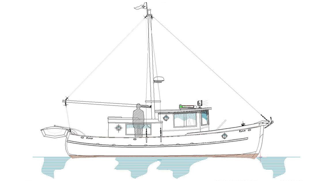 Rover 29 Cruiser