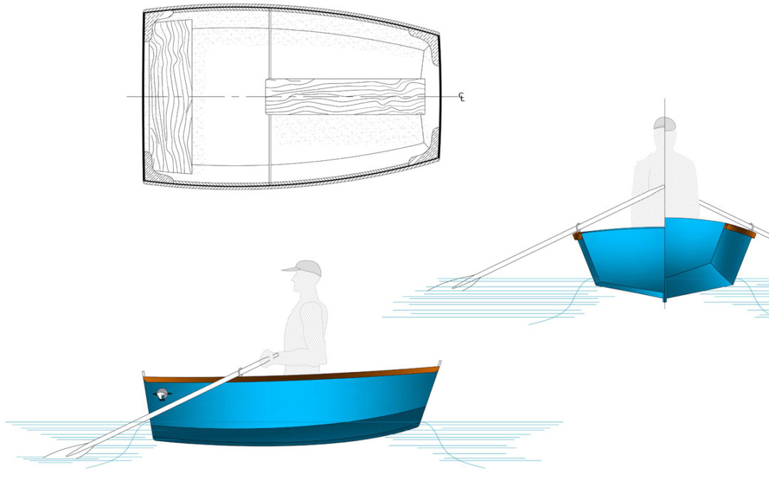 Small Fry Dinghy 7
