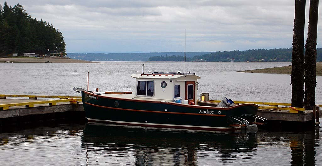 Surf Scoter 22 Pilothouse