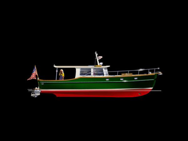 Devlin Topknot 10 Meter picnic cruiser product image