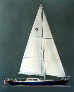 Devlin Peregrine 36 diy boat plan