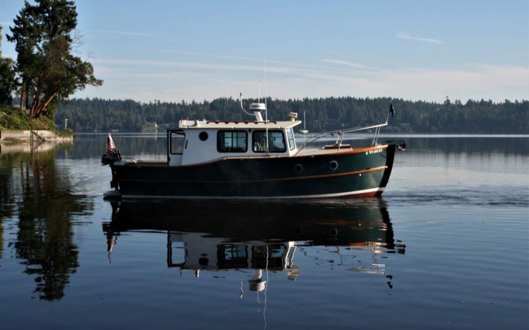 Tuffy – 25 Ft Devlin Black Crown