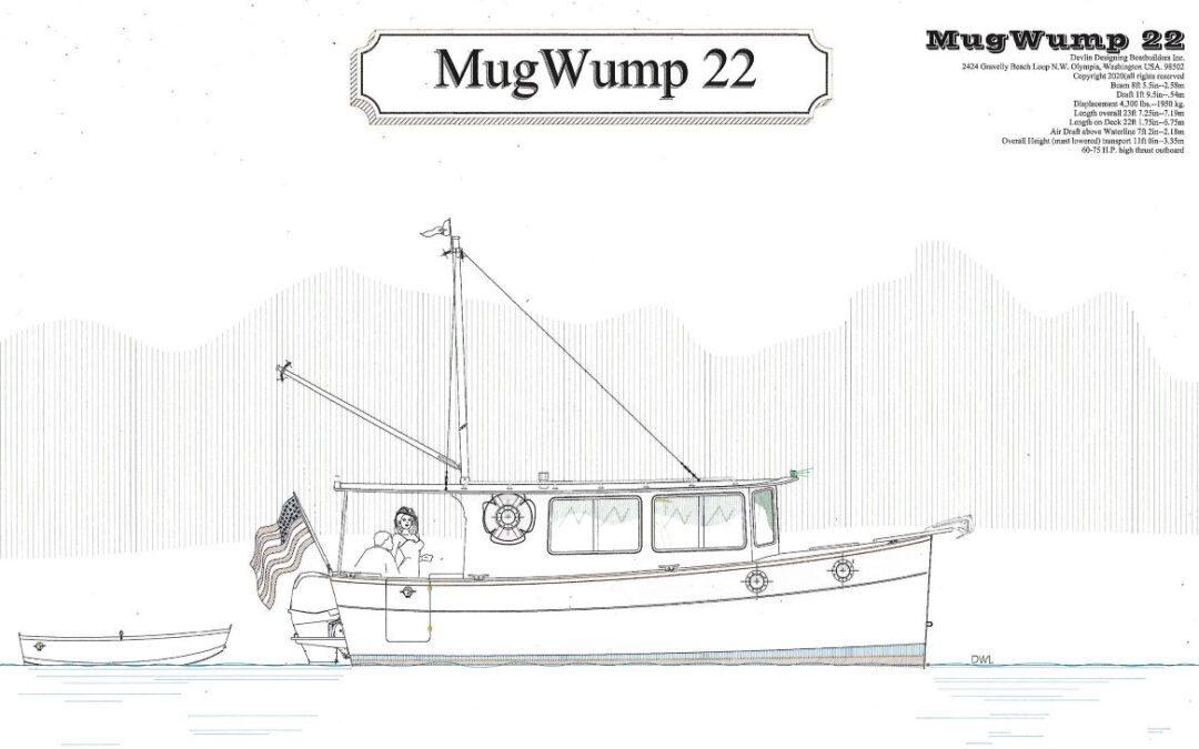 Jan/Feb 2021 Passagemaker Magazine Issue Alert: MugWump 22 Story By Sam Devlin