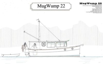 Jan/Feb 2021 Passagemaker Magazine Issue Alert: MugWump 22 Story By Sam Devlin
