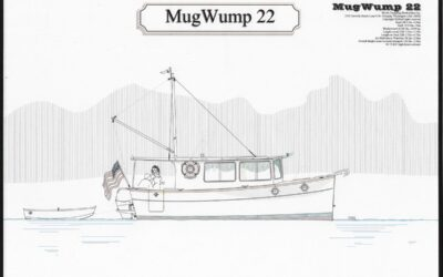 MugWump 22 – Father's Day Sale – Downloadable Construction Plans 50% Off!