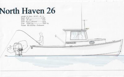 North Haven 26 – Father's Day Sale – Downloadable Construction Plans at 50% Off!